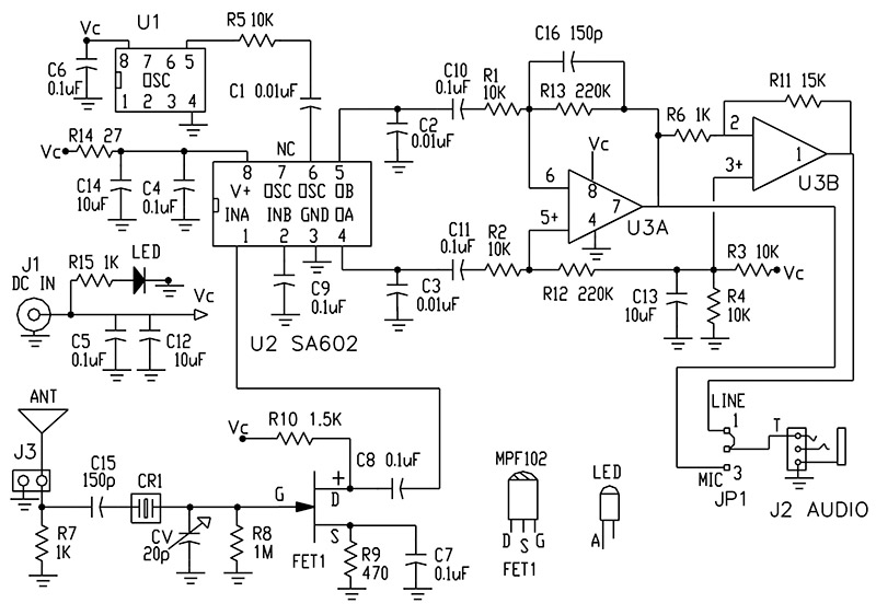 computer block diagram with explanation
