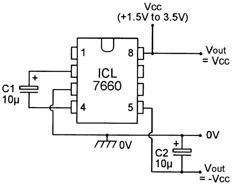 dc voltage doubler auto electrical wiring diagram
