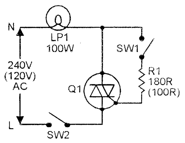 Triac Principles and Circuits \u2014 Part 1 Nuts  Volts Magazine