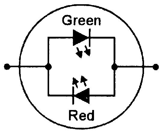 bi color led circuit dual colour led circuit diagram