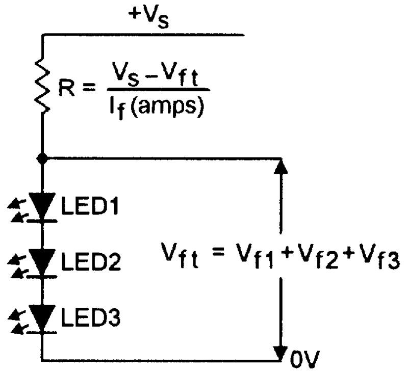 current limiting resistor circuit