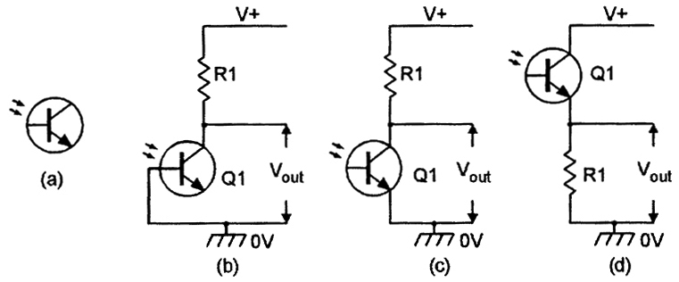 simple circuit demonstrating diode action