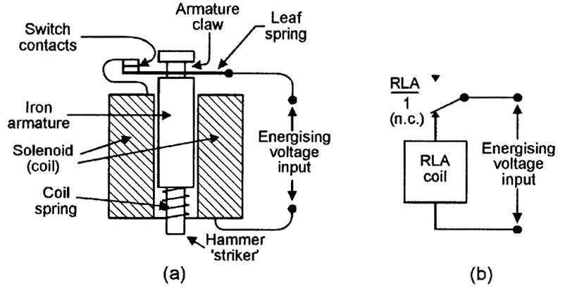 electric buzzer circuit