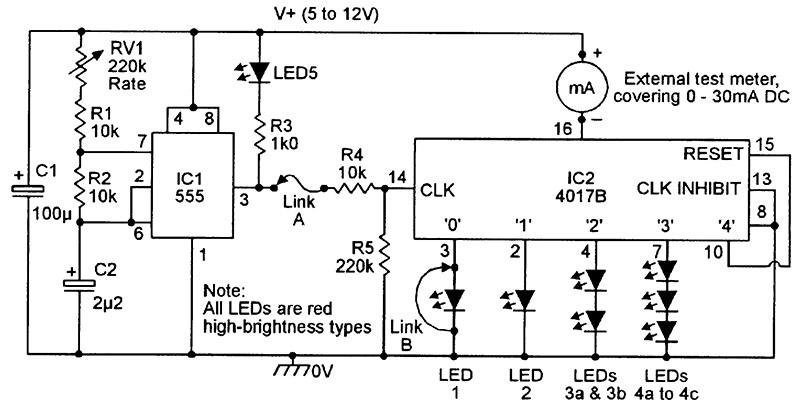 figure the 555 internal circuit