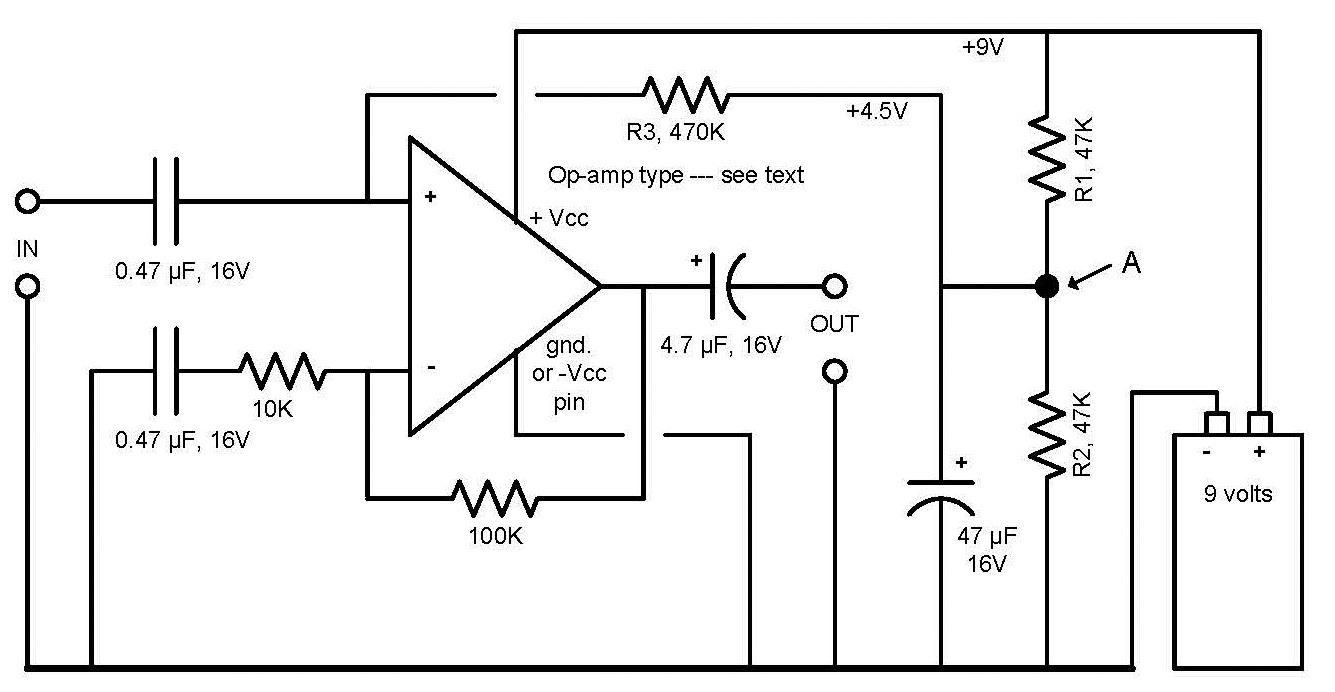 7809 voltage regulator circuit