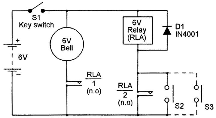 Alarm Latching Relay Diagram circuit diagram maker arduino wiring
