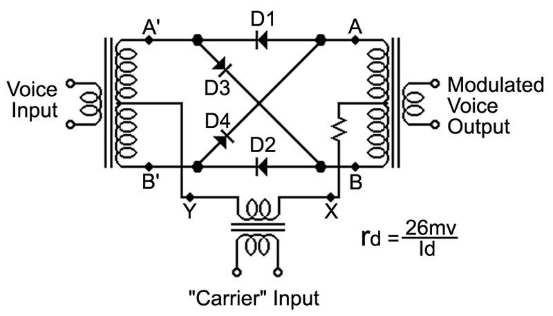 voice modulator circuit