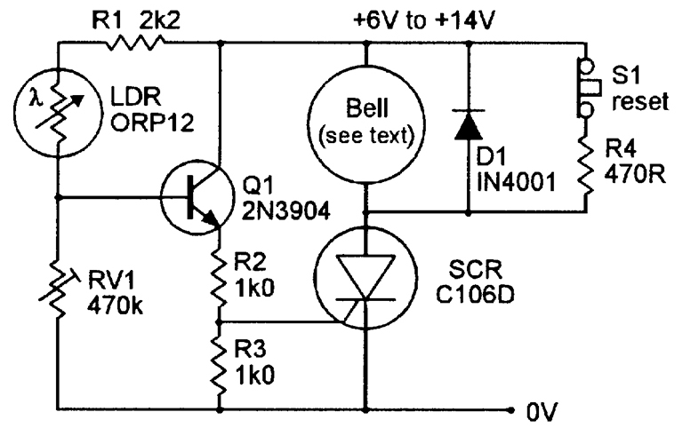Security Electronics Systems And Circuits \u2014 Part 4 Nuts  Volts
