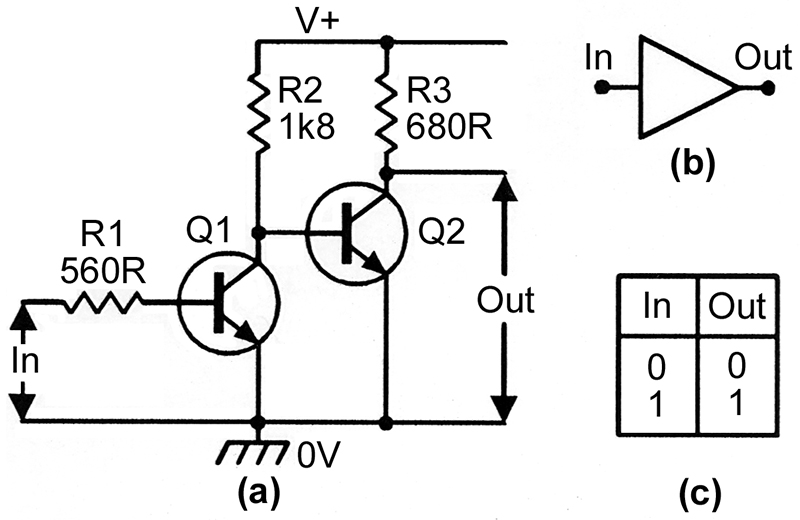 Understanding Digital Logic ICs \u2014 Part 1 Nuts  Volts Magazine