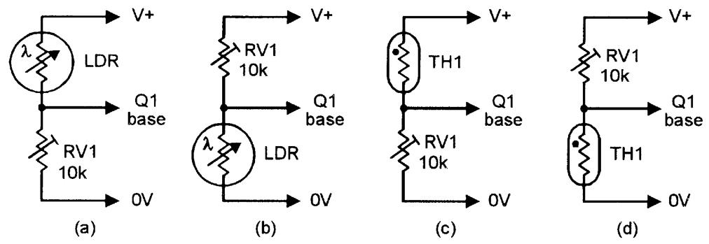 light sensitive alarm using ldr and timer 555