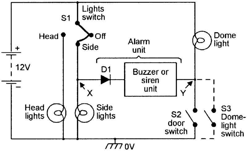 Security Electronics Systems And Circuits \u2014 Part 10 Nuts  Volts