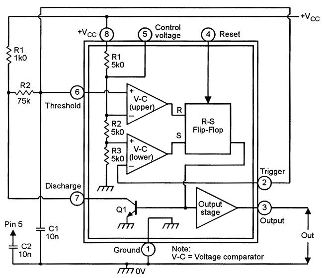 555\u0027 Astable Circuits Nuts  Volts Magazine