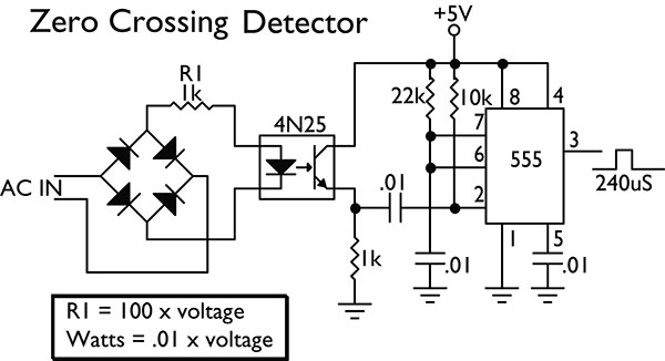 voltage drop in ac circuit