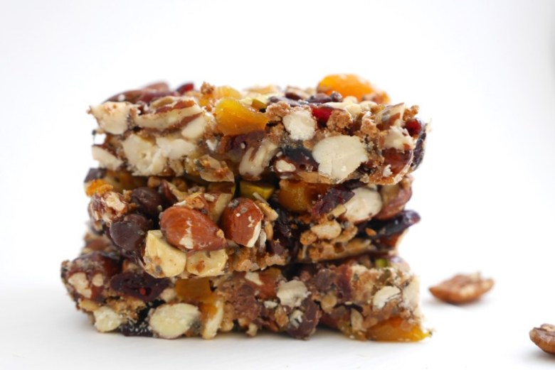 Totally Nuts Sticky Protein Bars Recipes — Dishmaps