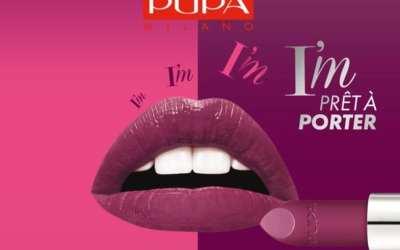 I'M Lipstick Pret a Porter Pupa