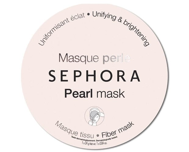 Sephora Maschera in Tessuto Pearl