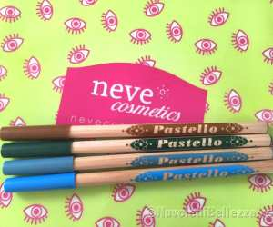 Neve Cosmetics Wild Eyes