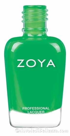 Zoya Evergreen