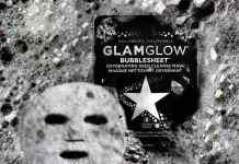 Glamglow Maschera all'Ossigeno Bubblesheet Oxygenating Deep Cleanse Mask