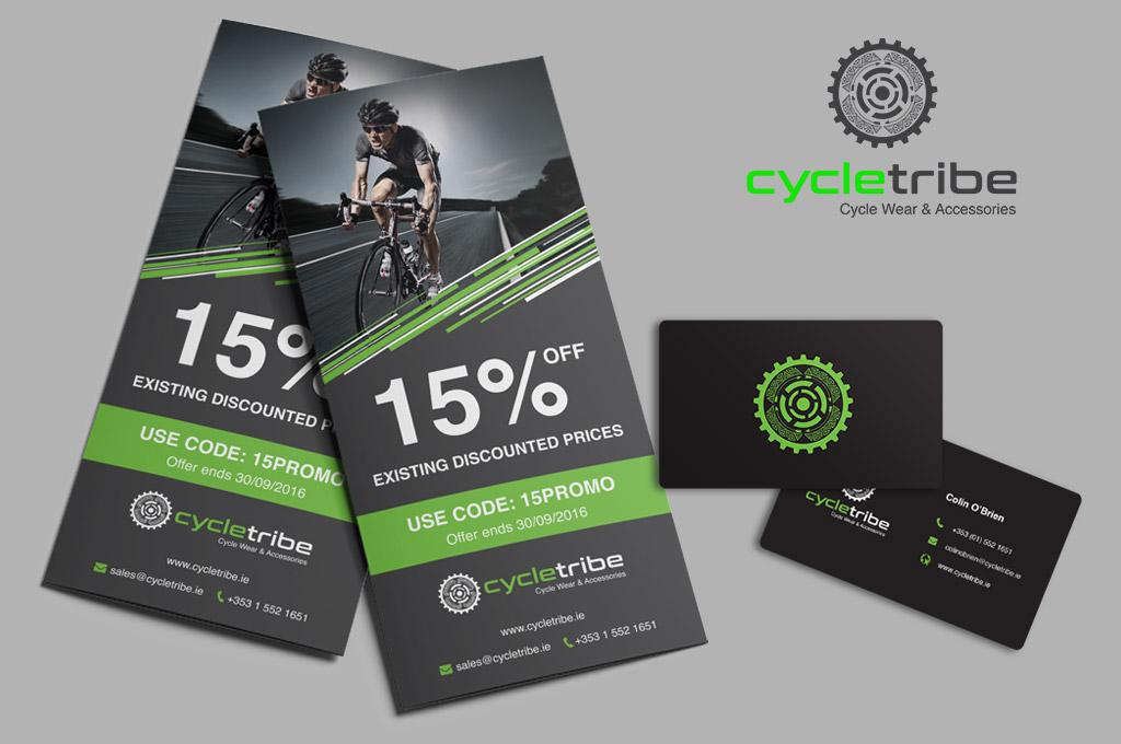 Logo + Business Cards + Flyer Package - NV Graphic Design