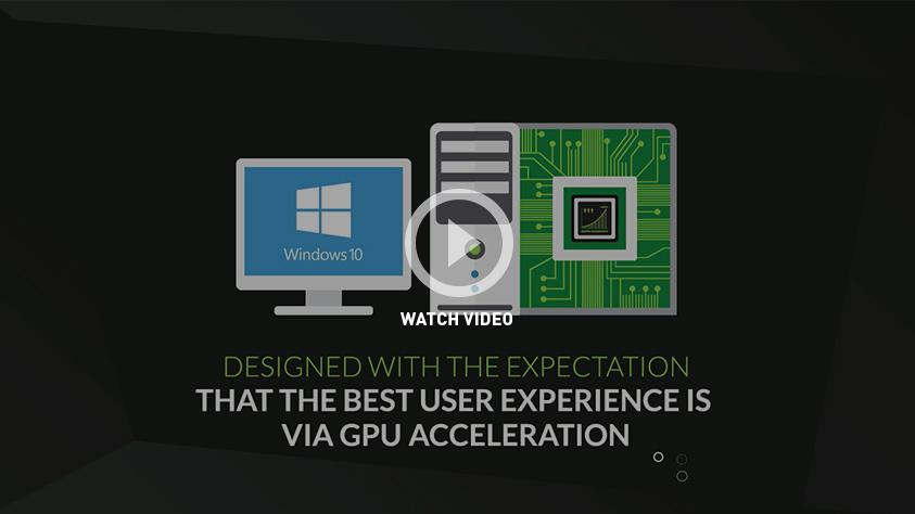 Citrix XenServer, XenApp and XenDesktop NVIDIA GRID