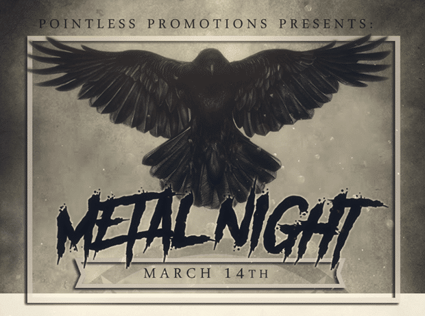 Metal Night Comes to NWA