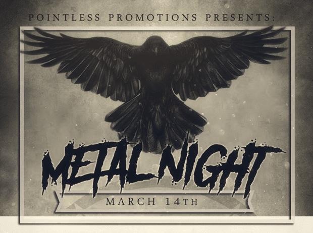 Metal Night Comes to NWA