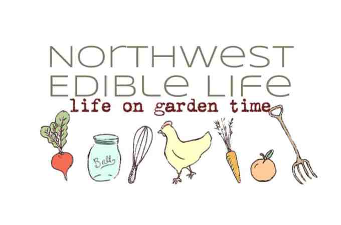 To Do In The Northwest Edible Garden: April 2011