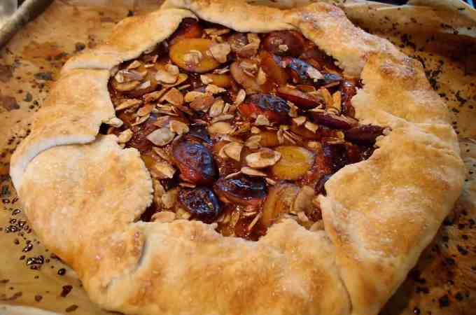 Plum Perfect Galette