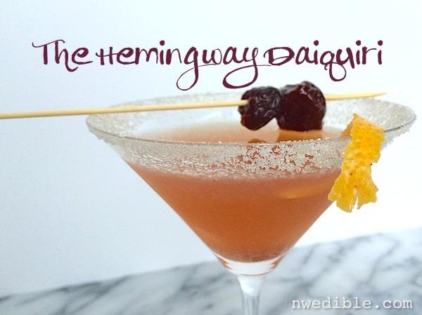 The Hemingway Daiquiri