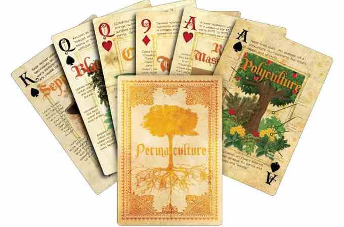 Discount Code For Permaculture Playing Cards