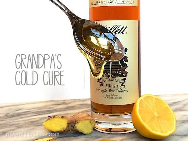 Grandpa's Cold Cure Cocktail