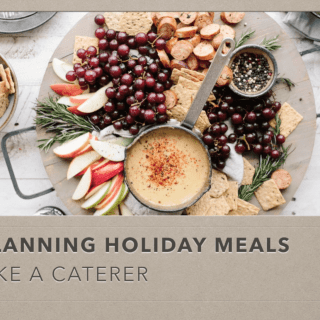 Holiday Meals Long Video