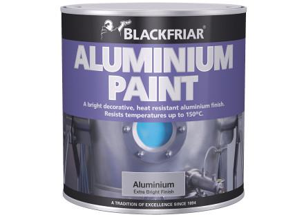 Blackfriar Aluminium Paint Provides Long Lasting Heat