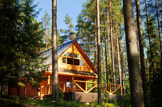 Log Homes in South King County