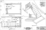 Stair Detail Plan Drawings