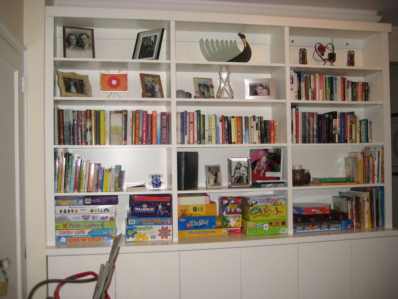 Nyc Custom Built In Bookcases Bookshelves Wall Units