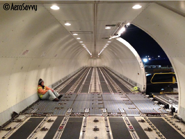 Flying In Cargo Class The Anatomy Of An Air Freighter