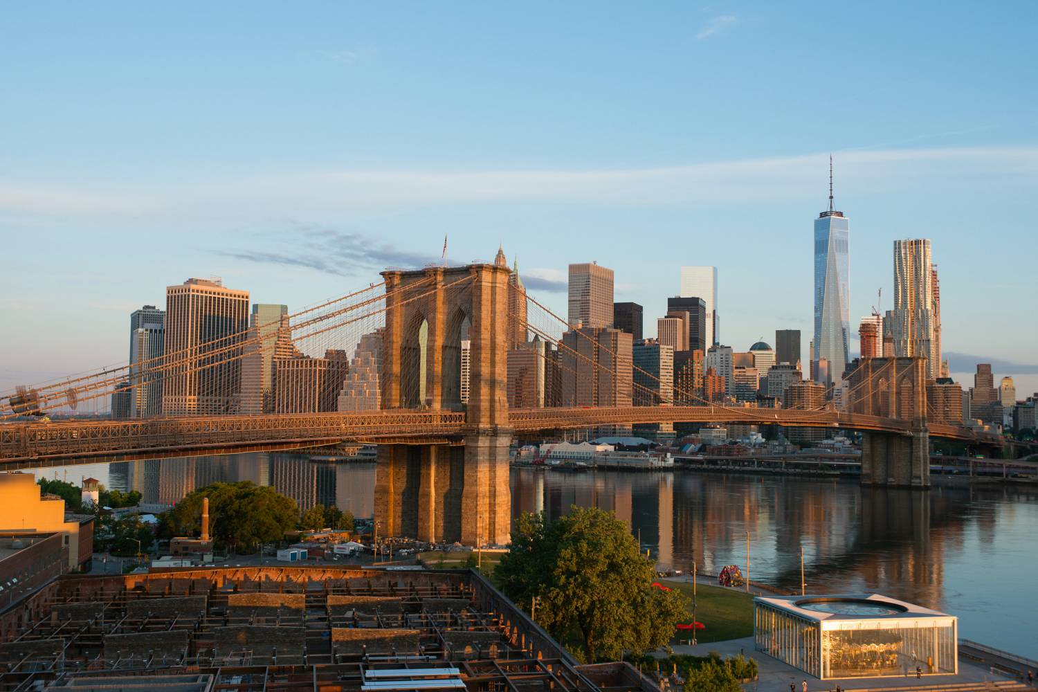 Classic Fall Wallpaper Photos Of Nyc Bridges Brooklyn Bridge George Washington