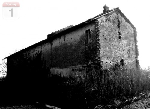Altes Bauernhaus in Italien - Bild: superfreakmorticia / old farmhouse / flickr.com / cc by-nd 2.0