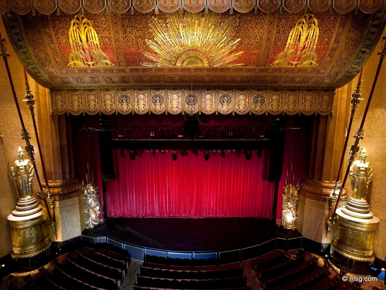 Beacon Theatre NYC Events, Concerts, Discount Tickets, Seating Chart