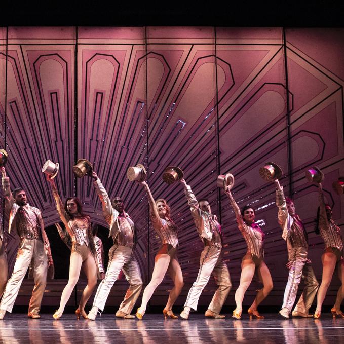 A Chorus Line New York City Center