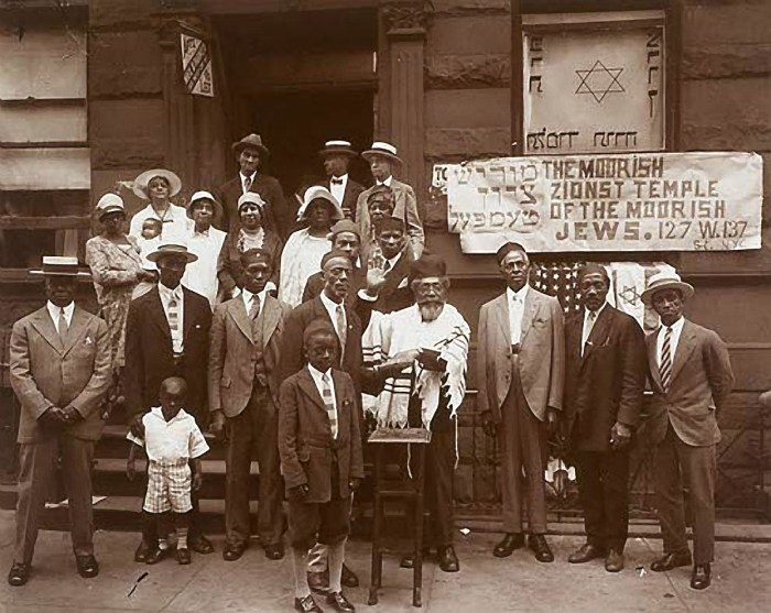 Black Jews, 1929. Photo: James Van der Zee