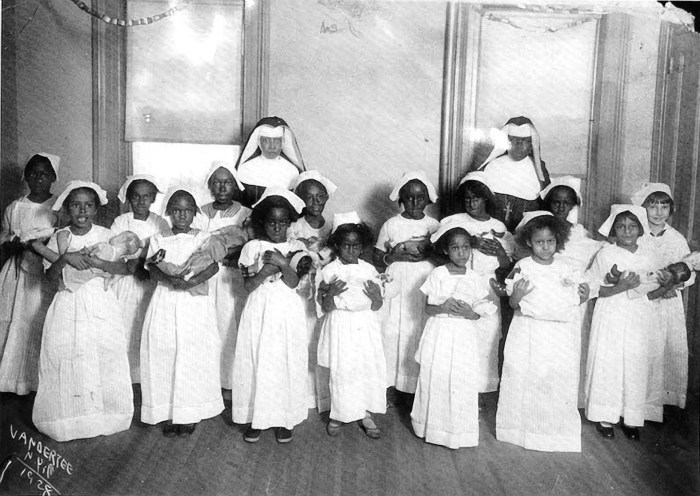 St Mary's Convent & Orphanage, 1928. Photo: James Van Der Zee