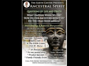 Ancestral Spirit Poster