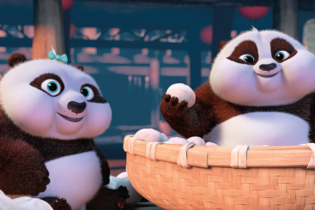 Father Daughter Quotes Wallpapers Kung Fu Panda 3 Now Available On Blu Ray And Dvd Nyc