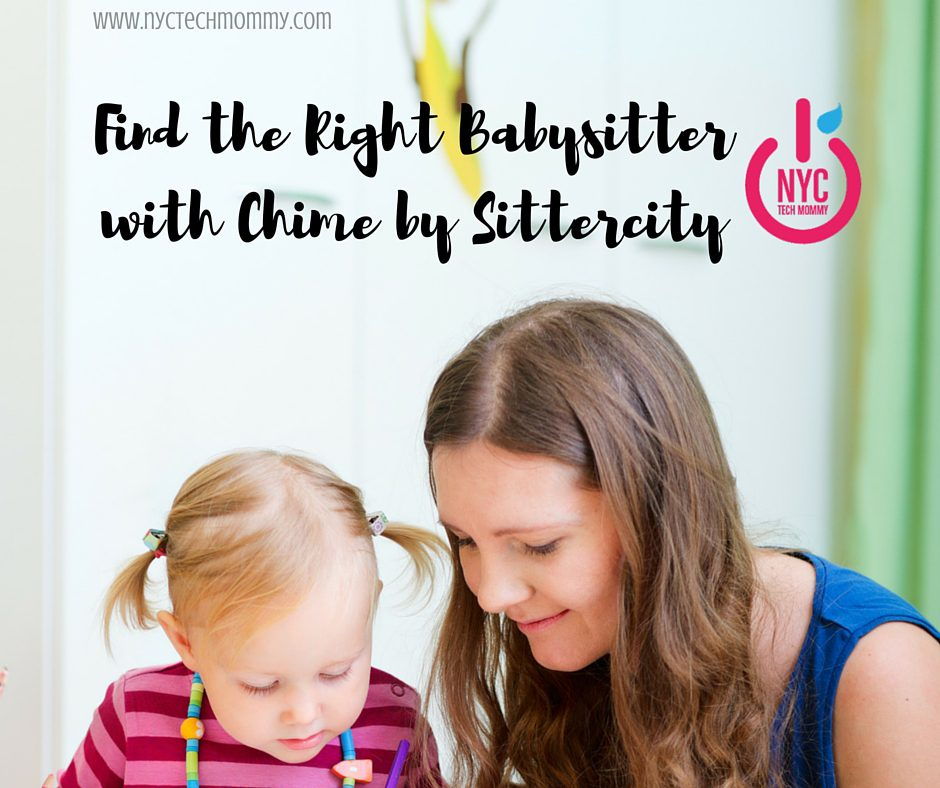 Find the Right Babysitter with Chime by SitterCity