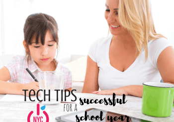 Tech Tips for a Successful School Year