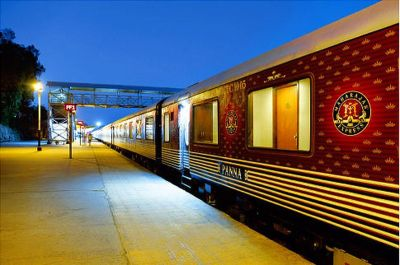 India's Maharajas' Express: All aboard for a train ...