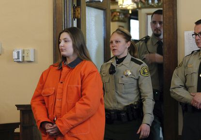 Iowa Woman Sentenced To Life In Prison For Slaying Of